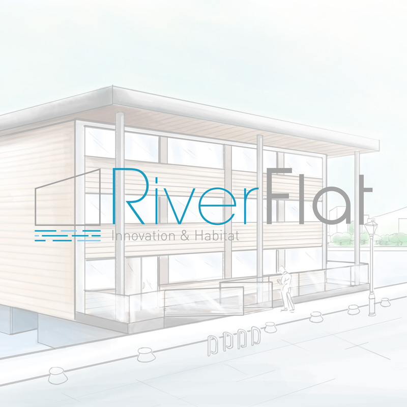 COWAGENCY - LOGO RIVERFLAT