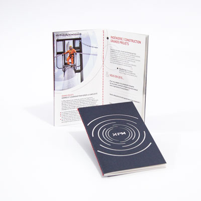 Création brochure X-PM